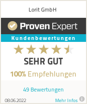 Erfahrungen & Bewertungen zu Lorit GmbH