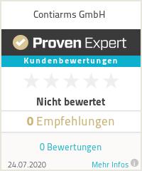 Erfahrungen & Bewertungen zu Contiarms GmbH