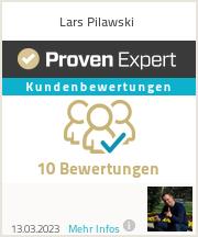 Erfahrungen & Bewertungen zu Lars Pilawski