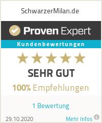 Erfahrungen & Bewertungen zu SchwarzerMilan.de