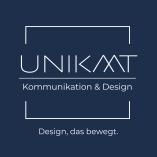 Unikaat - Kommunikation & Design logo