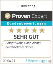 Erfahrungen & Bewertungen zu VL Investing