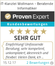 Proven Expert Logo
