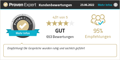 Erfahrungen & Bewertungen zu Bernhard Merz Immobilien GmbH anzeigen