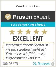 Erfahrungen & Bewertungen zu Kerstin Böcker