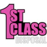 1ST CLASS DISPOSAL