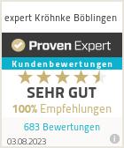 Erfahrungen & Bewertungen zu expert Kröhnke Böblingen