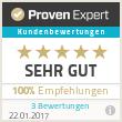 Erfahrungen & Bewertungen zu Fairwings