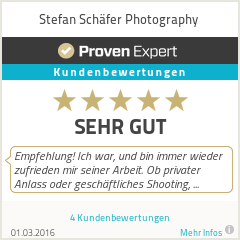 Erfahrungen & Bewertungen zu Stefan Schäfer Photography