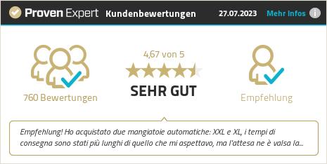 Kundenbewertung & Erfahrungen zu Futterplatzerl.com. Mehr Infos anzeigen.