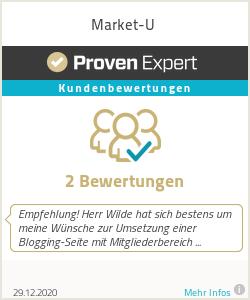 Erfahrungen & Bewertungen zu Market-U