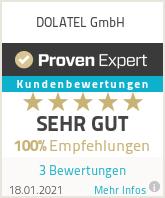 Erfahrungen & Bewertungen zu Dolatel GmbH