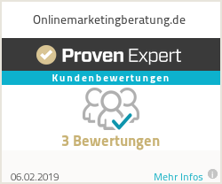 Erfahrungen & Bewertungen zu Onlinemarketingberatung.de