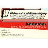 WT Bauservice & Gebäudereinigung