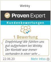 Erfahrungen & Bewertungen zu Webky