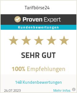 Erfahrungen & Bewertungen zu Tarifbörse Oppau